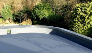 Ali-fabs click fix curved coping from Guttercrest